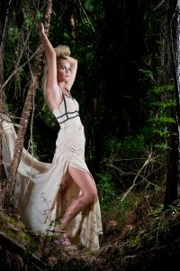 Hair Photo Shoot - Salon D'Artistes - Model Taylor Ford